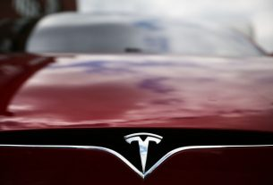 rusian tesla crashes and catches fire while in autopilot