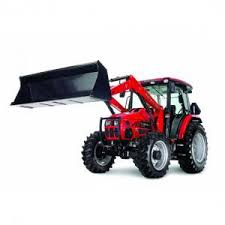 Global All Wheel Drive Tractor Market
