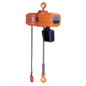 Global Electric Chain Hoists Market