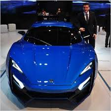 Global Hyper Cars Market