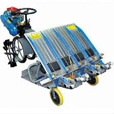 global rice transplanter machines market