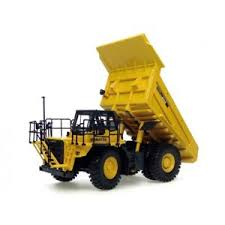 global rigid dump truck market