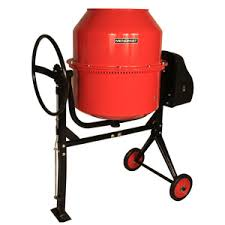 Global Cement Mortar Mixer Market
