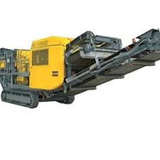 Global Crushers and Screeners Market