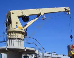 Global Hydraulic Marine Cranes Market