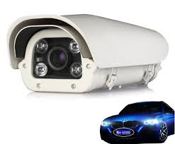 Global License Plate Recognition Camera Market
