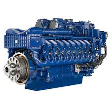 Global Marine Dual Fuel Engine Market