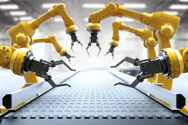Industrial Robotics In Automotive Market