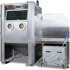 global blasting machine market