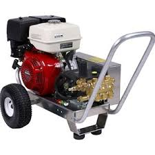 Global Commercial High Pressure Washers Market