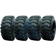 global compact wheel loader tire market