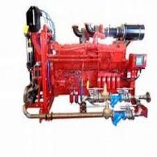 Global Fire Pump Market