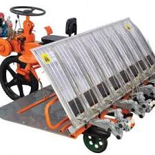 global rice transplanter market