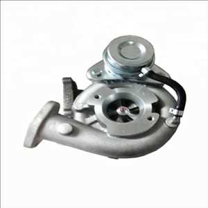 global turbocharger for commercial vehicles market