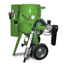 Global Wet Blasting Machines Market