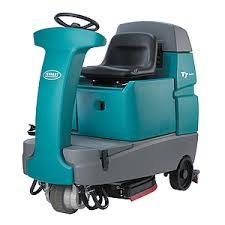 Global Ride on Floor Scrubbers Market