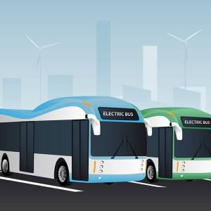 global electric & hybrid electric buses market