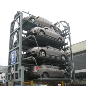Global Robotic Parking Systems Market